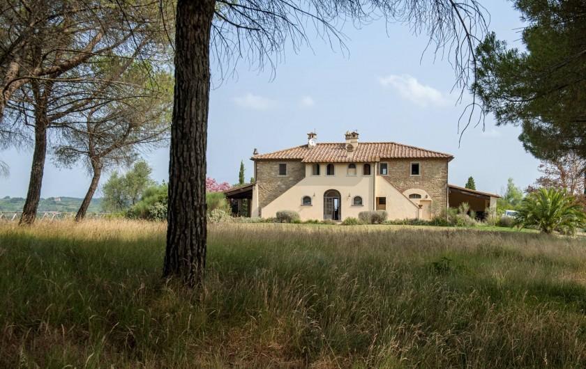 Location de vacances - Chalet à Terricciola - La Maison de la pinède