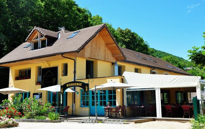 Location de vacances - Chambre d'hôtes à Chanaz - L'auberge