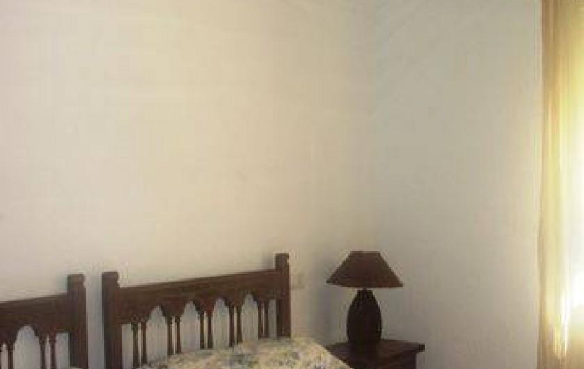Location de vacances - Maison - Villa à Llançà - chambre 1 étage