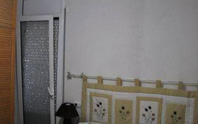 Location de vacances - Maison - Villa à Llançà - chambre 3 rez de chaussé
