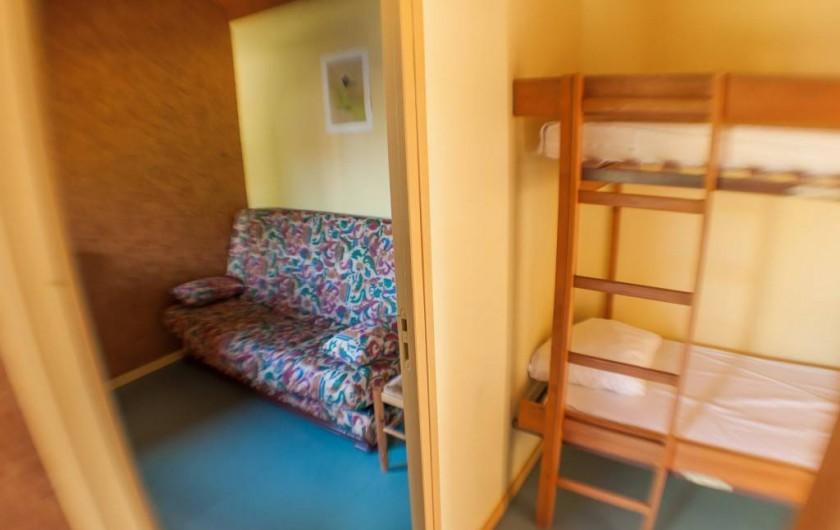 Location de vacances - Camping à La Clayette