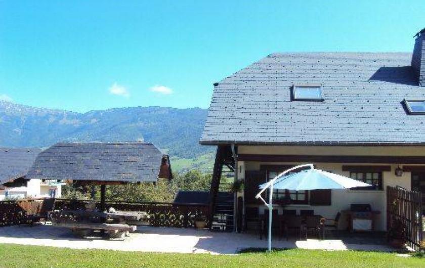 Location de vacances - Appartement à Curienne