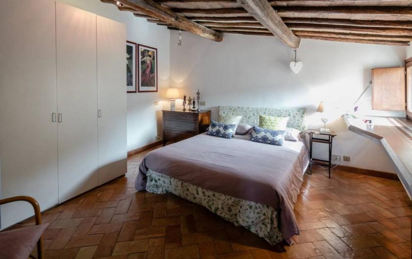 Location de vacances - Appartement à Rome - la chambre