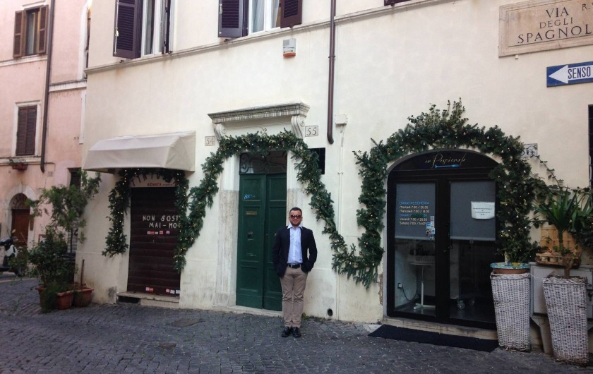 Location de vacances - Appartement à Rome - le portaille