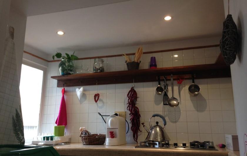 Location de vacances - Appartement à Rome - coin cuisine