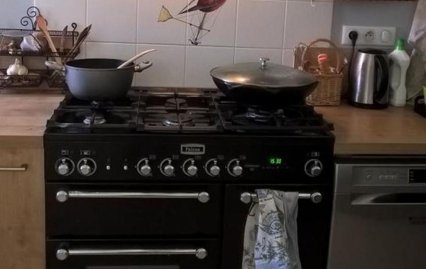 Location de vacances - Chambre d'hôtes à Laruscade - Le piano, pour cuisiner