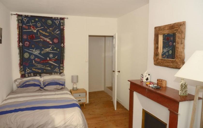 Location de vacances - Chambre d'hôtes à Laruscade - Chambre Petit-Prince