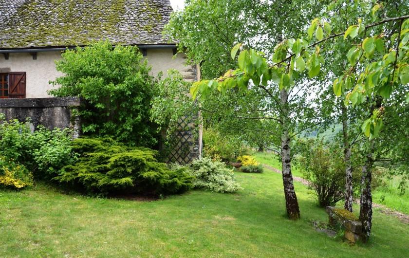 Location de vacances - Gîte à Saint-Parthem - PARC