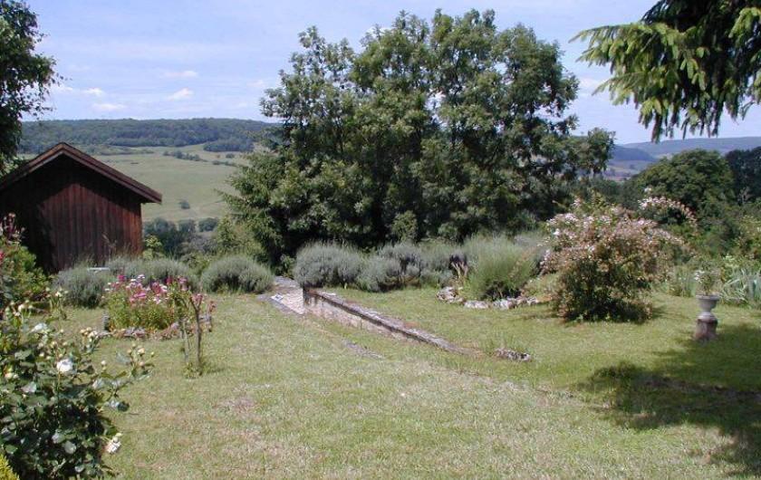 Location de vacances - Gîte à Salmaise - Gite les Mandubiens