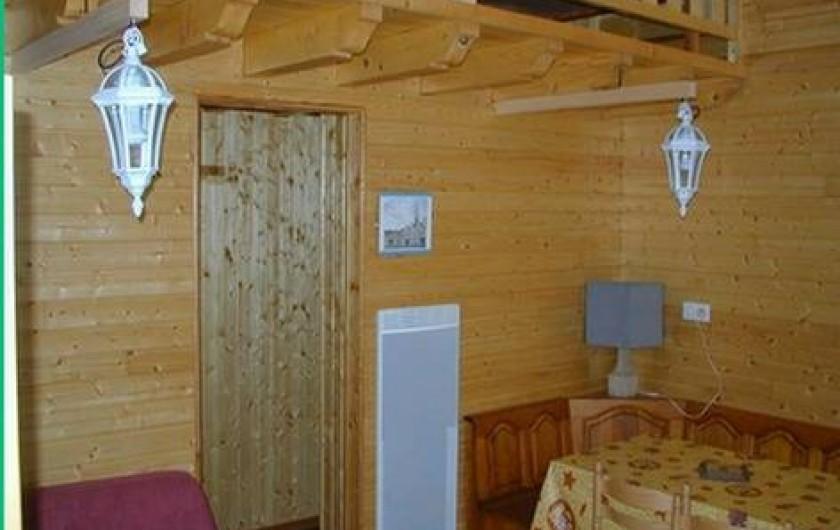 Location de vacances - Gîte à Salmaise - Gite Les Eduens