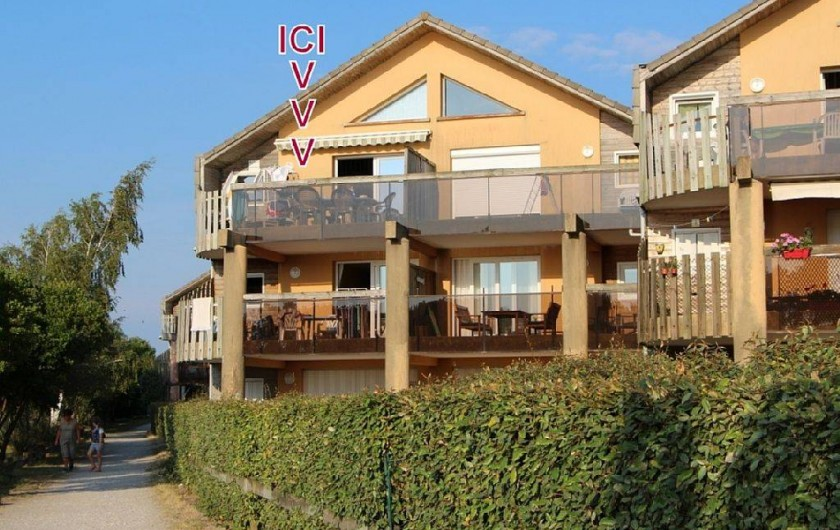Location de vacances - Appartement à Hourtin