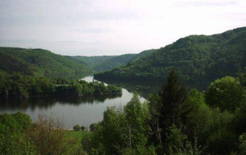 Location de vacances - Chalet à Saint-Jacques-d'Ambur