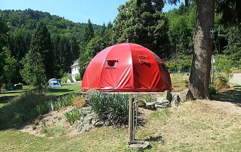 Location de vacances - Camping à Niederbronn-les-Bains