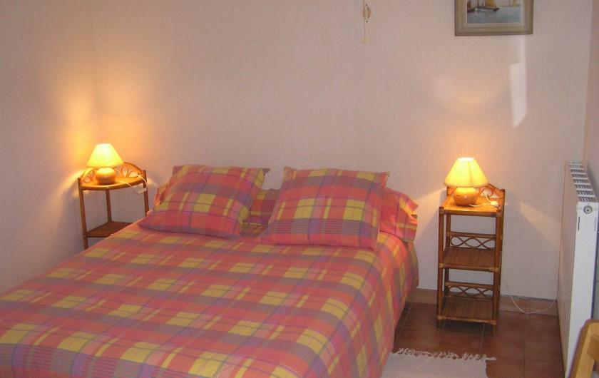 Location de vacances - Chambre d'hôtes à Lombron - chambre 2  (dans les dépendances)