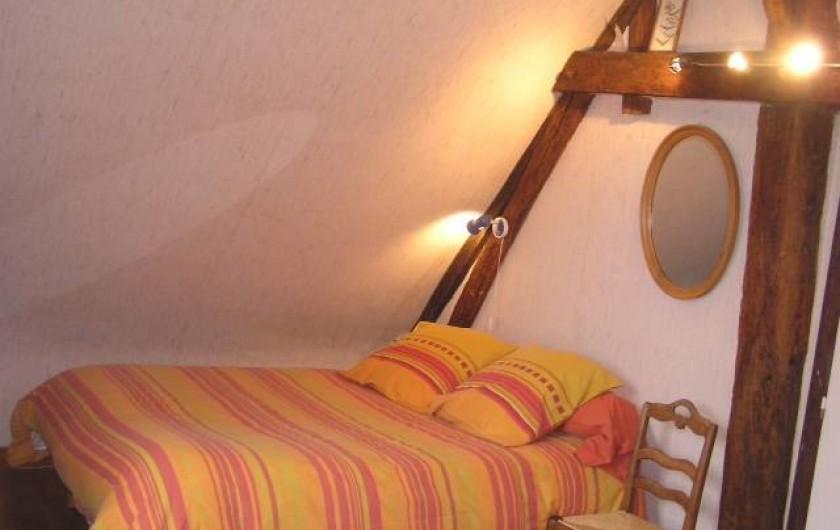 Location de vacances - Chambre d'hôtes à Lombron - Chambre 1 () dans la maison