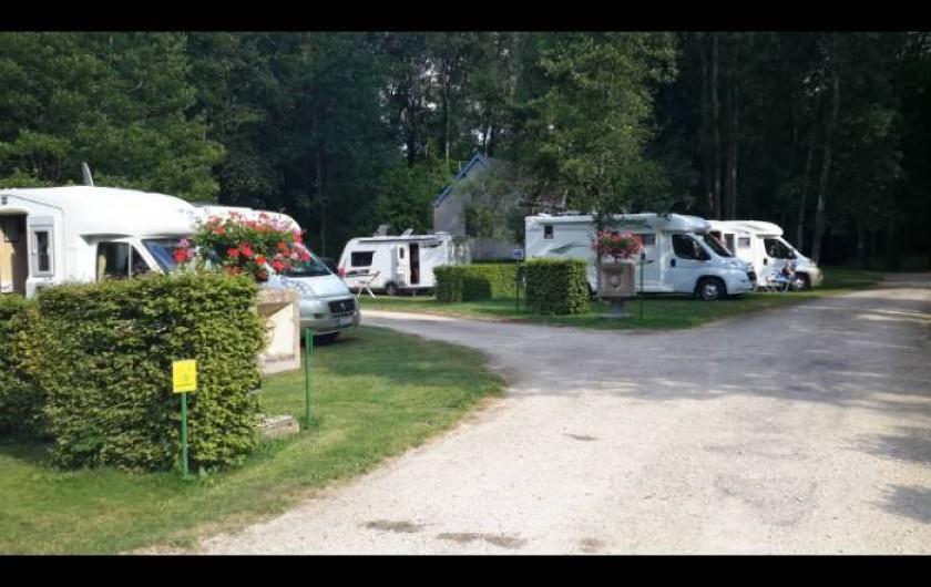 Location de vacances - Camping à Chablis