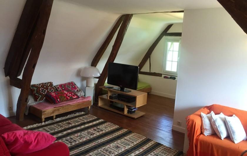 Location de vacances - Villa à Guitry