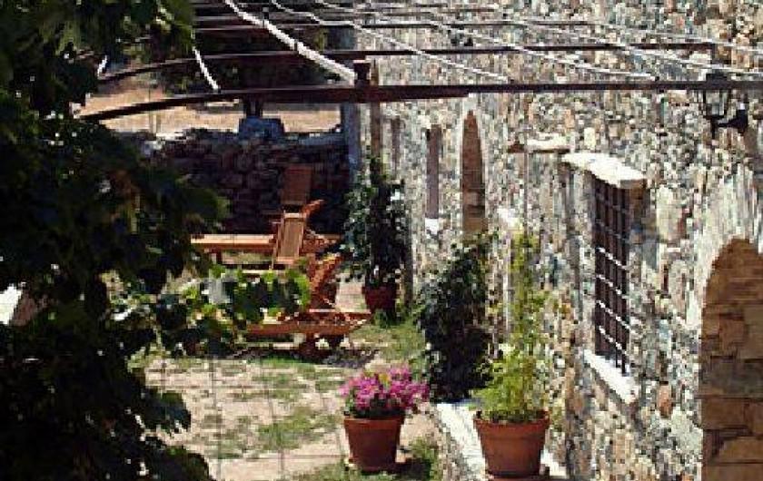 Location de vacances - Gîte à Patrimonio