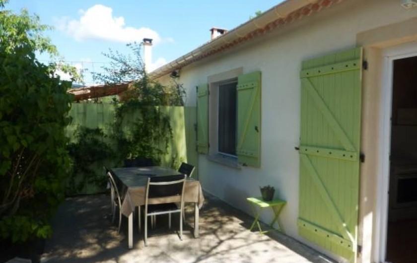 Location de vacances - Gîte à Boisset-et-Gaujac - Gîte