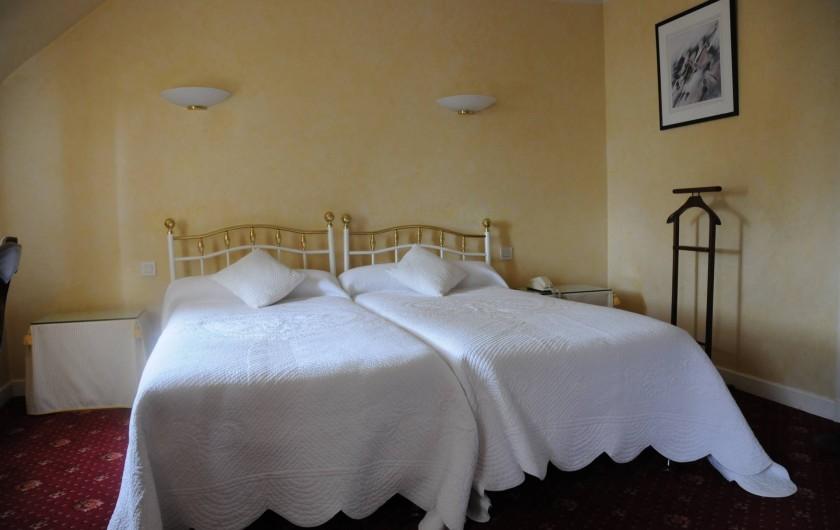 Location de vacances - Hôtel - Auberge à La Roche-Bernard - Une chambre Standard