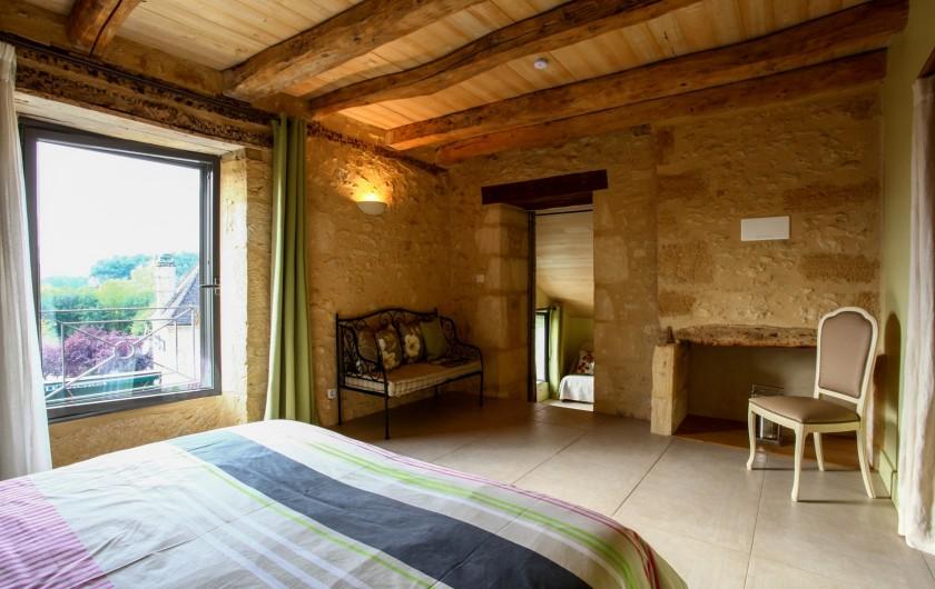 Location de vacances - Chambre d'hôtes à Carsac-Aillac - La maison des petits déjeuners.