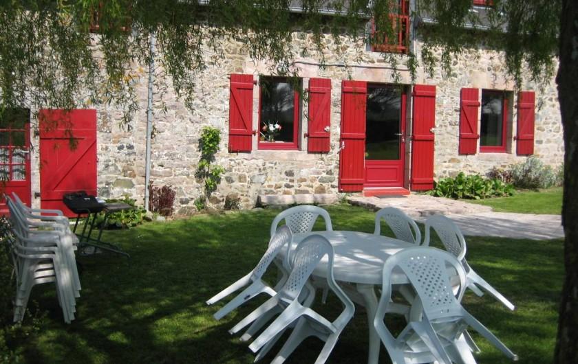 Location de vacances - Villa à Pléneuf-Val-André - Extérieur