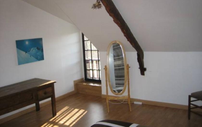 Location de vacances - Villa à Pléneuf-Val-André - Chambre 1