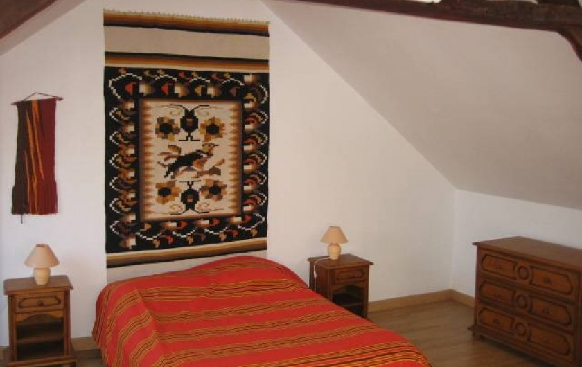 Location de vacances - Villa à Pléneuf-Val-André - Chambre 3