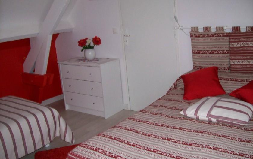 Location de vacances - Gîte à Nonant-le-Pin - Chambre 2
