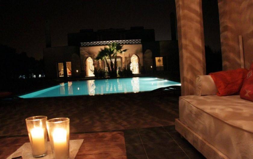 Location de vacances - Villa à Taroudant
