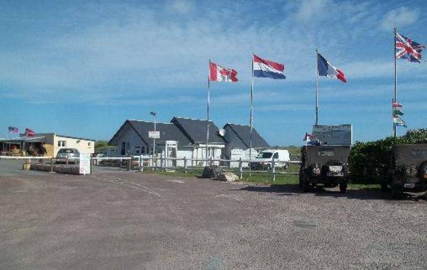 Location de vacances - Camping à Graye-sur-Mer