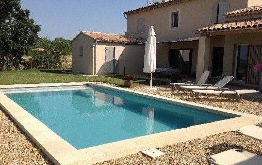 Location de vacances - Villa à Gargas