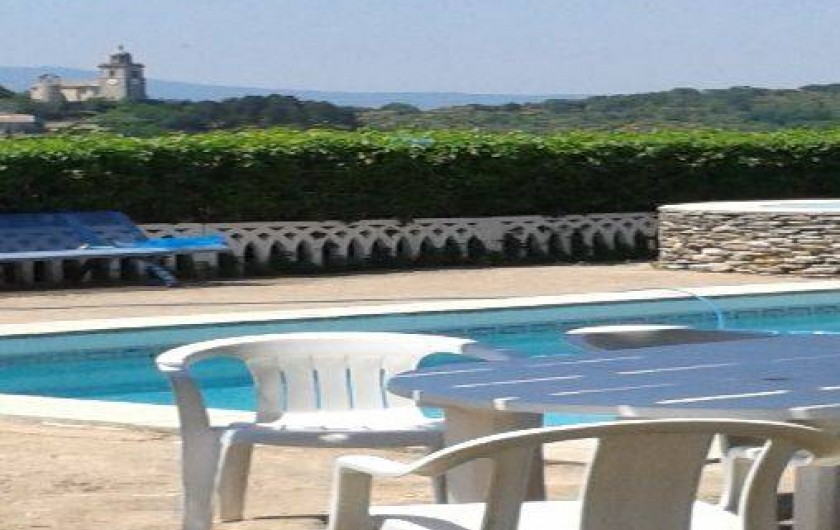 Location de vacances - Villa à Reillanne