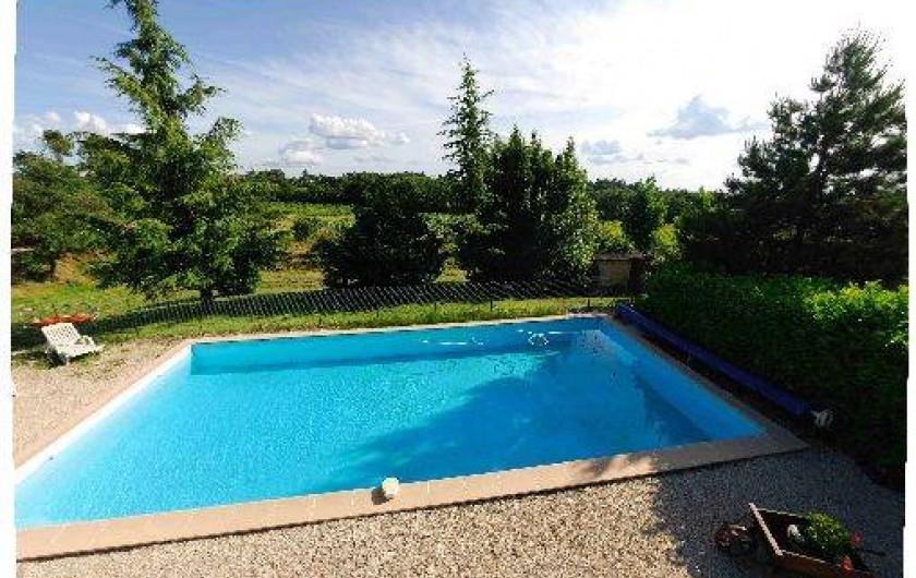 Location de vacances - Appartement à La Tour-d'Aigues