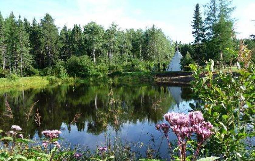 Location de vacances - Gîte à Métabetchouan-Lac-à-la-Croix