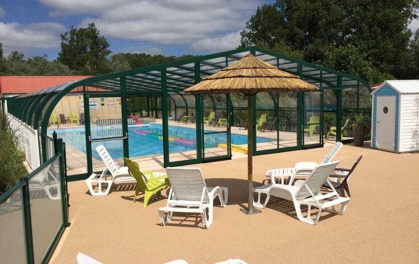 Location de vacances - Bungalow - Mobilhome à Tortefontaine - SOLARIUM