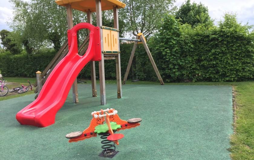 Location de vacances - Bungalow - Mobilhome à Tortefontaine - JEUX POUR ENFANTS