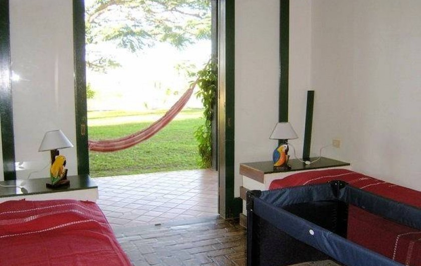 Location de vacances - Villa à Armação dos Búzios - Une des deux chambres