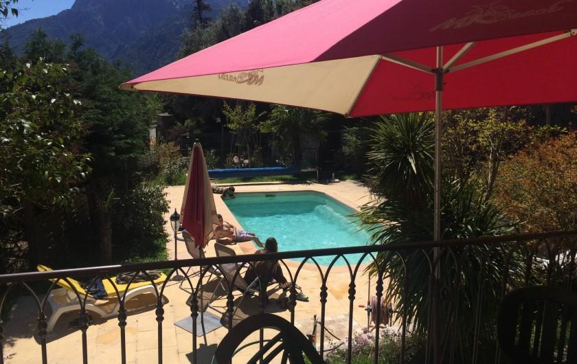 Location de vacances - Villa à Moltifao