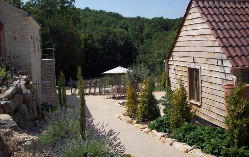 Location de vacances - Villa à Salviac