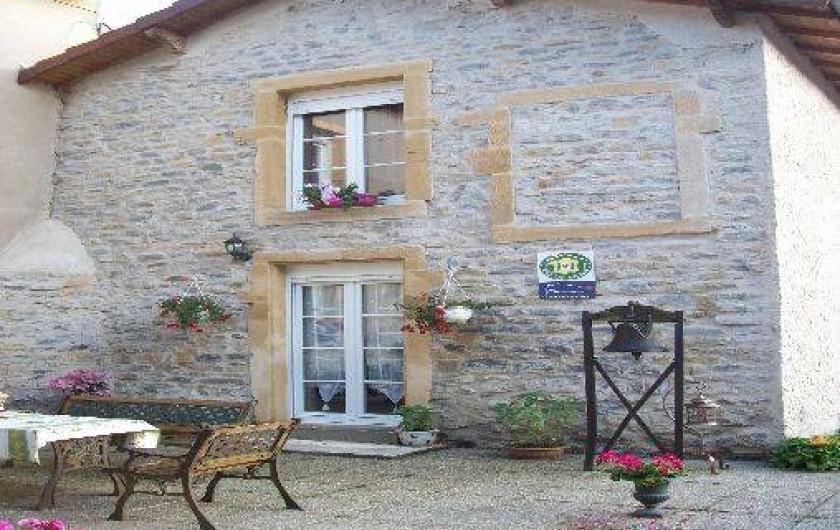 Location de vacances - Chambre d'hôtes à Peltre