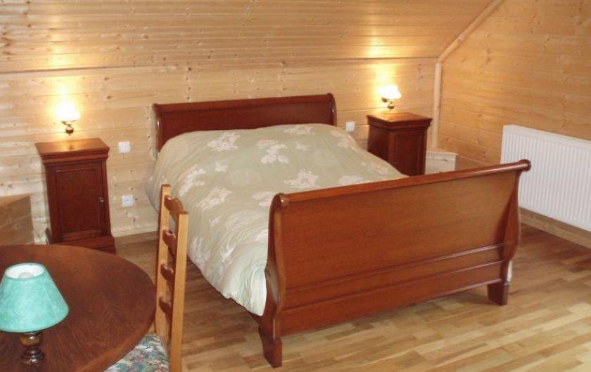 Location de vacances - Chambre d'hôtes à Saint-Bresson