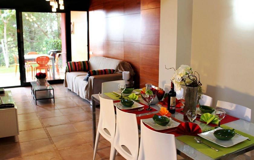 Location de vacances - Villa à Miami Platja