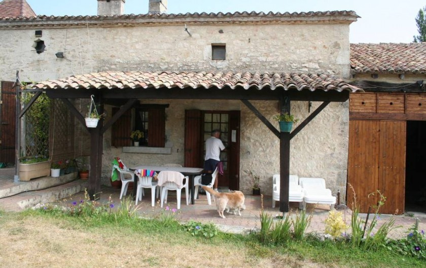 Location de vacances - Gîte à Saint-Sernin