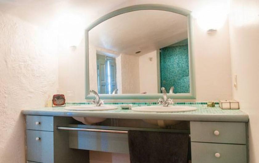 Location de vacances - Maison - Villa à Fayence - Salle de bain