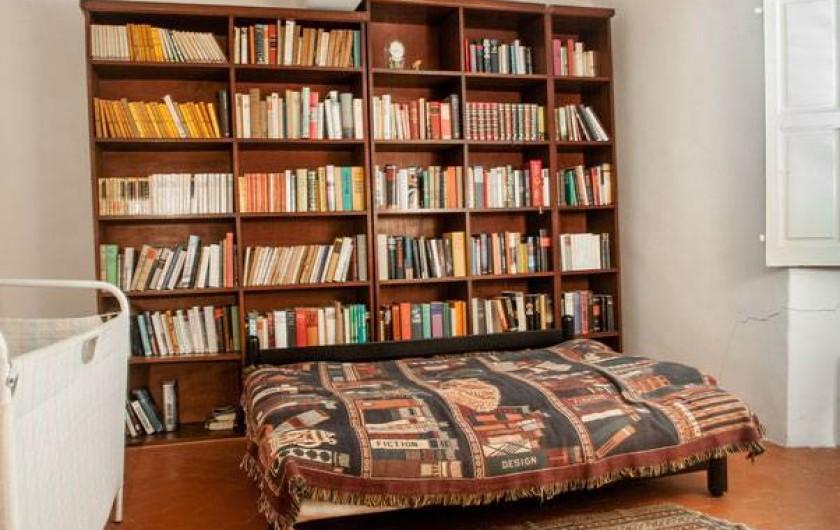 Location de vacances - Maison - Villa à Fayence - Bibliothèque