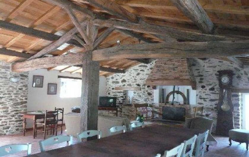 Location de vacances - Gîte à Bois-de-Céné