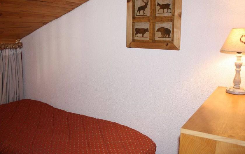 Location de vacances - Studio à Mâcot-la-Plagne - Mezzanine