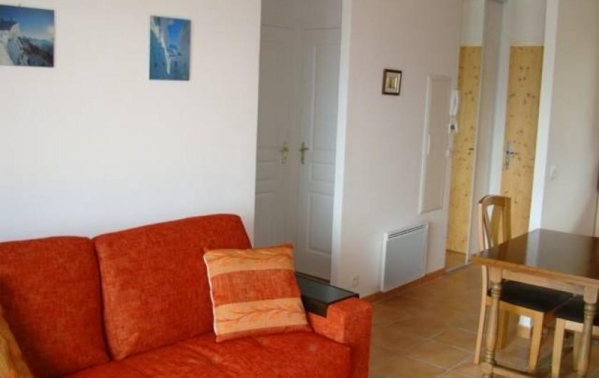 Location de vacances - Appartement à Valberg