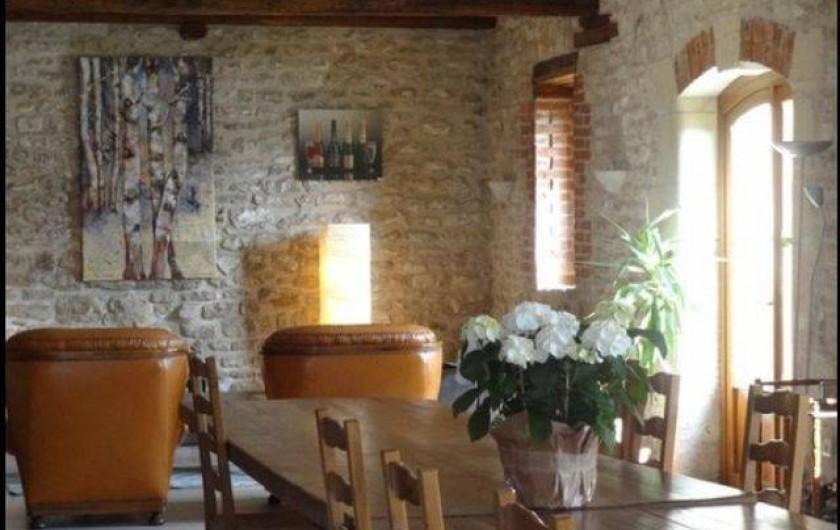 Location de vacances - Gîte à Saint-Euphraise-et-Clairizet
